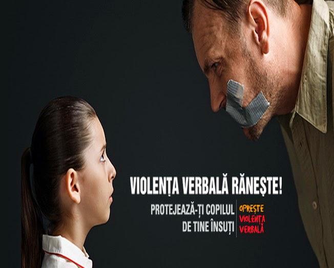 Luptă împotriva violenţei!