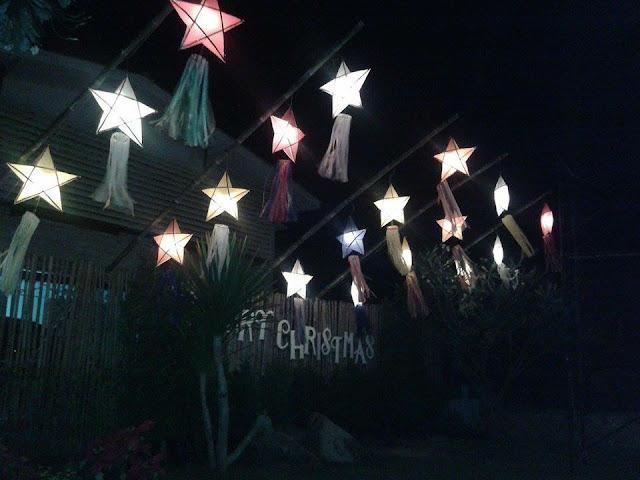 Estrellas en Tailandia
