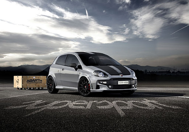 Abarth Punto Supersport da 180 CV