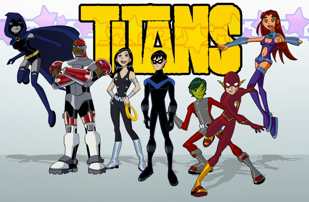 cartoon gonzo titans Teen