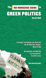 No Nonsense Guide to Green Politics £3.99 from New Internationalist