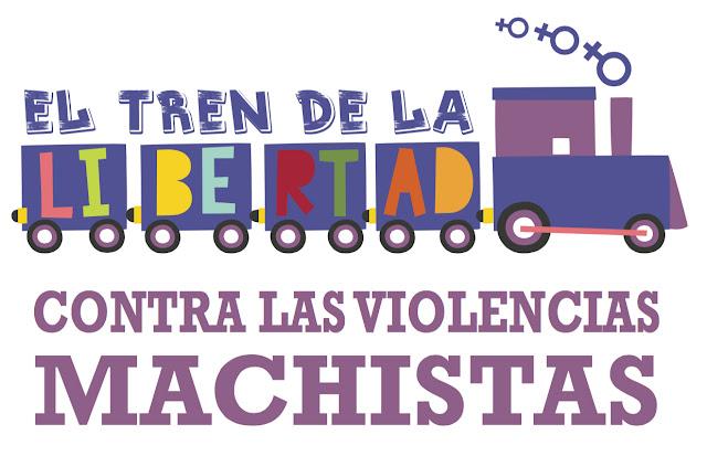 El Tren de la Libertad, contra las violencias machistas