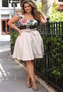 Dicas de moda evangélica para mulheres baixinhas e gordinhas - Fotos  e modelos