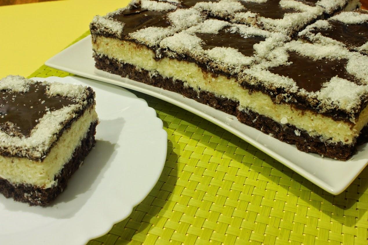 Jeftin kolač sa kokosom