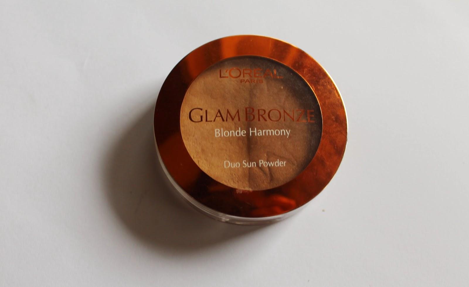 loreal glam bronze blonde harmony