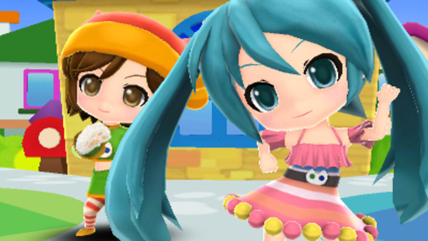 Nintendo 3DS Miku game review