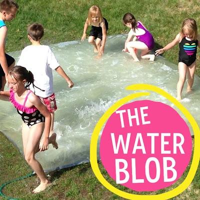 Water Blob Tutorial