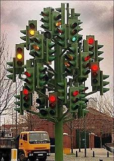 lampu lalu lintas teraneh di dunia
