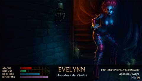 LOL-Evelynn