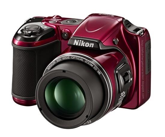 Harga dan Spesifikasi Kamera Nikon Coolpix L820