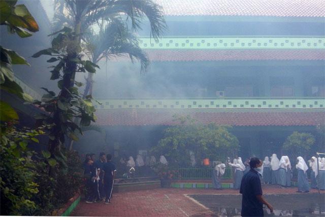 fogging sman 110