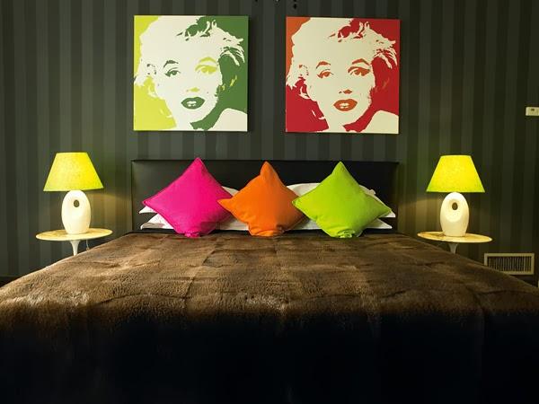 Home lifestyle decoraci n el estilo pop art - Decoracion pop art ...