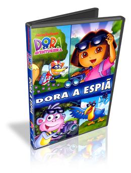 Download Dora a Aventureira: Dora a espiã Dublado DVDRip 2011 (AVI + RMVB Dublado)