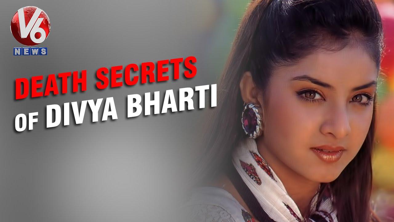 Divya Bharti Death Photos