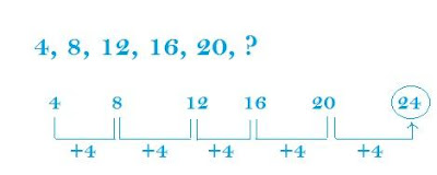 Number Addition Series