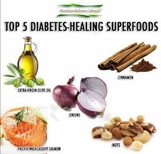 Jenis Makanan Bagi Penderita Diabetes