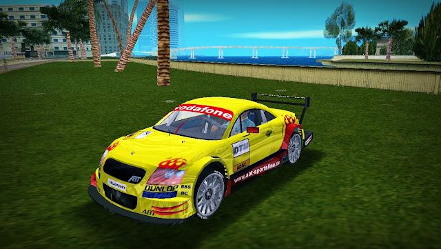 Audi TTR DTM - GTA Vice City
