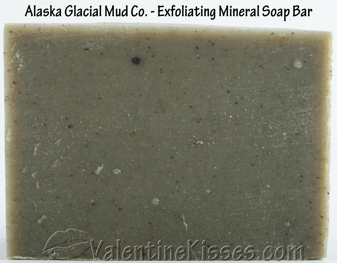 Basic Stats for Alaska Glacial Mud Co. - Exfoliating Mineral Soap Bar: