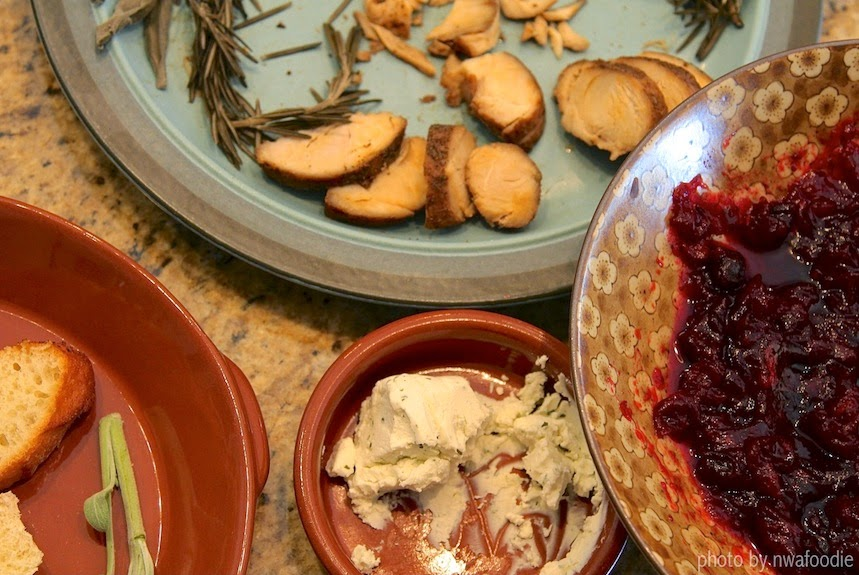 leftover Thanksgiving turkey recipe - leftovers (c)nwafoodie