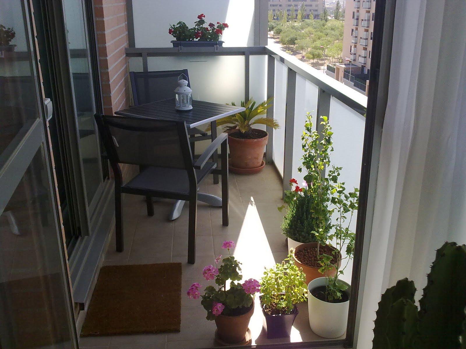 Decoracion terrazas peque as ikea - Iluminacion para terrazas ...
