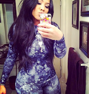 Damn: Deelishis Shows Off Her New & Improved Body