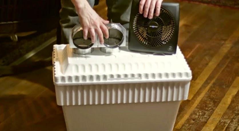 Alat dan Bahan Ice AC