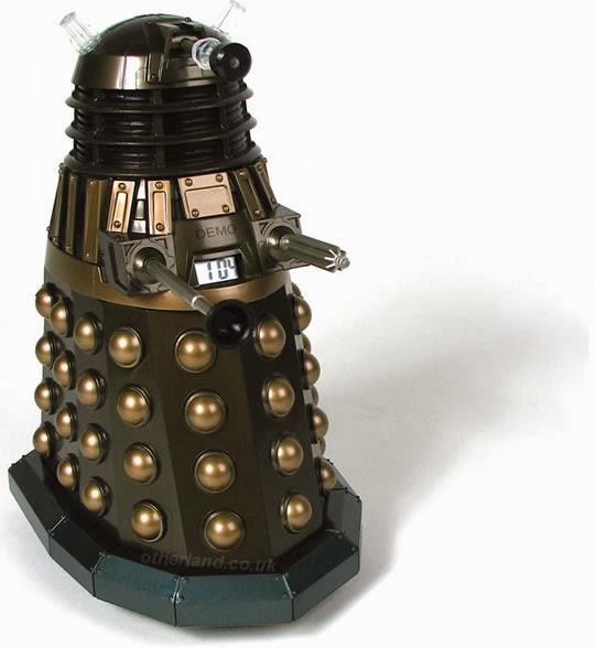 Dalek robot at ces 2014