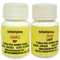 NIFEDIPINE Tablet (Nifedipine)