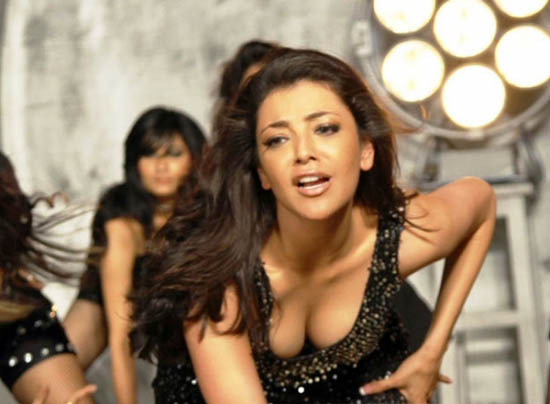 Kajal Agarwal Hot Photos Gallery
