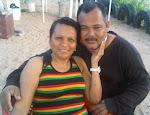 Ignacio y Arelis tiapa