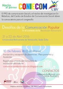 DESAFÍOS DE LA COMUNICACIÓN POPULAR