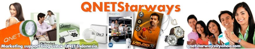 Qnet Starways Indonesia