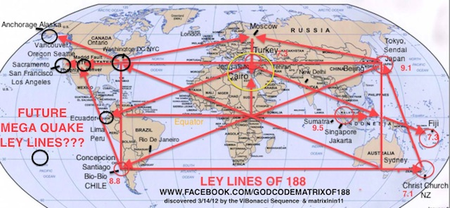 The Th Dimension Age Of Aquarius The Light Thompson Park - Ley lines in the us map