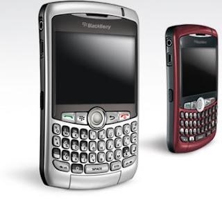 Spesifikasi BlackBerry Curve 8300 Review harga baru harga bekas