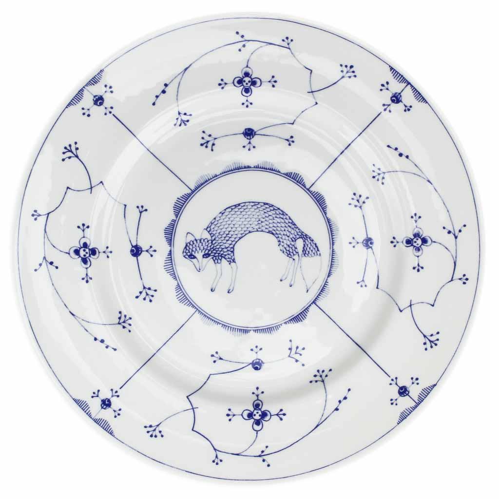 Clerkenwell Bone China Dinner Plate