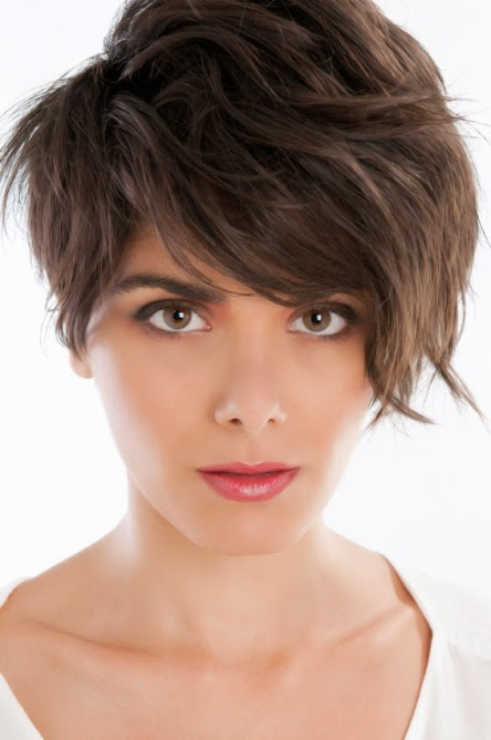 Growing Out Short Layered Bob
