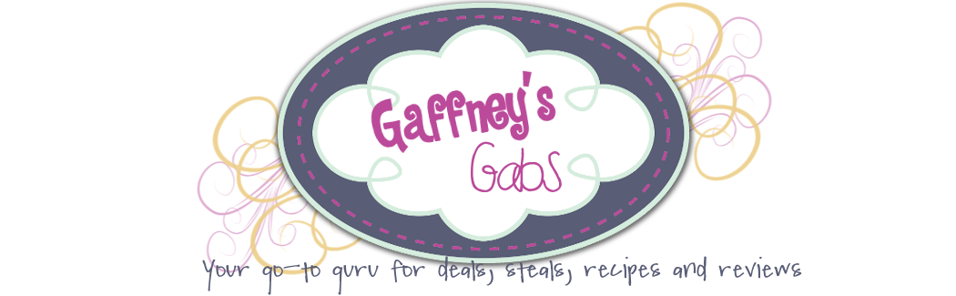 Gaffney&#39;s Gabs