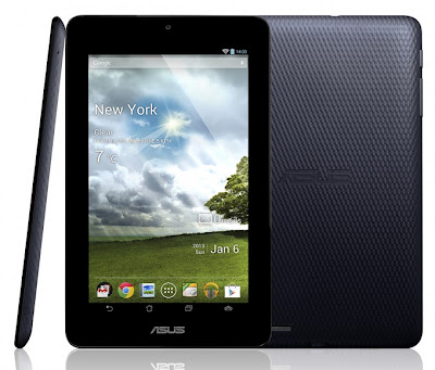 Asus Memo Pad Price and Specifications