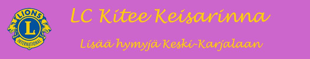 LC Kitee Keisarinna