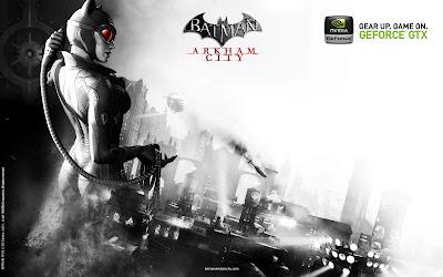 Best nVidia Graphics Wallpaper - Catwomen batman Designs nVidia