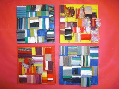 Mrs Crosbie: Yarn Bombing - Eassie Style