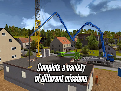 Construction Simulator 2014 Gameplay
