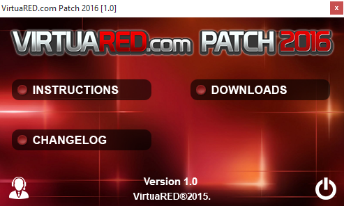 Patch PES 2016 Terbaru dari VirtuaRED.com Patch 1.0