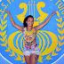 Caroline Marins é a nova rainha de bateria do Paraíso do Tuiuti