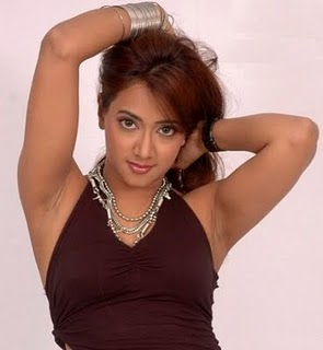 Armpit Girl Indian Actress