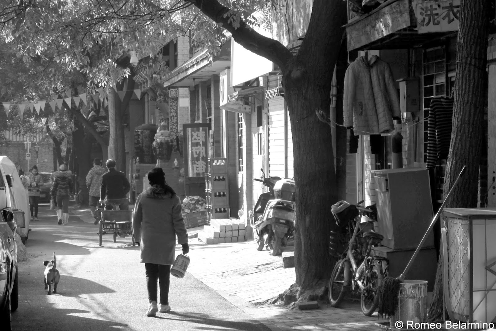 Beijing Hutong China