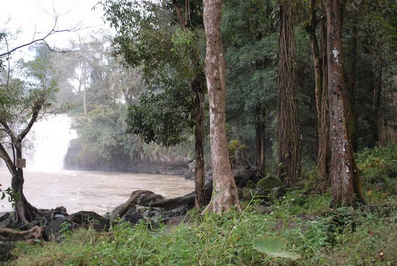 Tham quan thác Draysap ở Buôn Ma Thuột