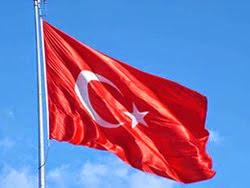 Aziziye Tabyasında Şanlı Bayrağımız