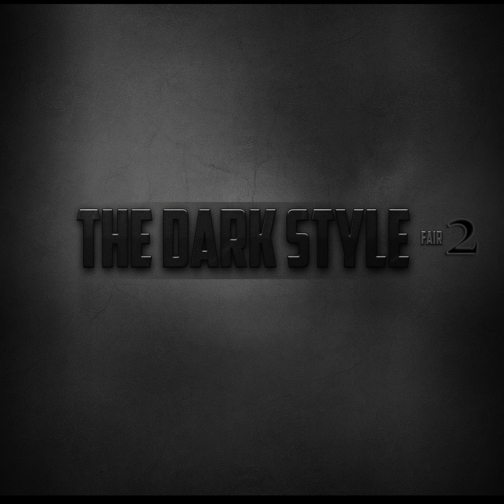 The Dark Style Fair 2