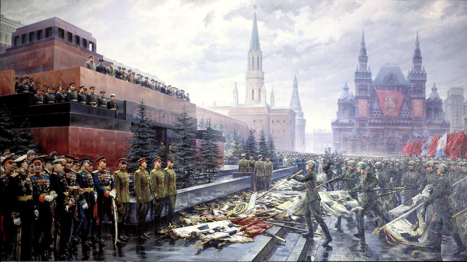 MP Verano Rojo VICTORIA+URSS